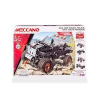 Meccano 25 Model Set 4x4 Truck
