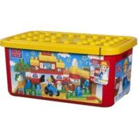 MEGA BLOKS Farm Building Block Tub