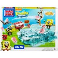 MEGA BLOKS SpongeBob SquarePants - Invisible Boatmobile Rescue (94620)