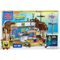 MEGA BLOKS SpongeBob SquarePants - Krusty Krab Attack (94613)