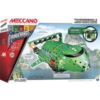 Meccano 6027350 Thunderbirds Are Go Thunderbird 2 Construction Set
