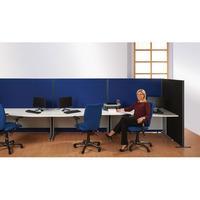 Metroplan Busyscreen® Connect Floor Screens 1800x1000mm