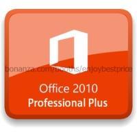 Microsoft Office 2010 Pro Plus 32 64 bit Lifetime KEY + Download Link