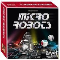Micro Robots Board Games