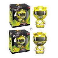 Mighty Morphin\' Power Rangers Yellow Ranger Dorbz Vinyl Figure