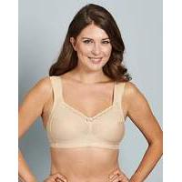 Miss Mary Non Wired Cotton Comfort Bra