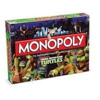 Monopoly Teenage Mutant Ninja Turtles (TMNT)