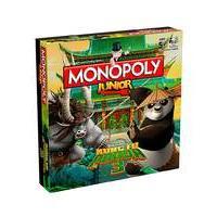 Monopoly Junior - Kung Fu Panda