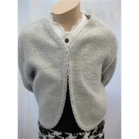 Mothercare 6-7 Years Silver Sparkly Cardigan