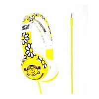 Mr. Men Children\'s On-Ear Headphones - Little Miss Sunshine