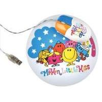 Mr Men Little Miss Mouse & Mousepad Set Mrv27