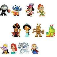 Mystery Mini Blind Box: Disney Heroes v Villains