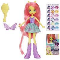 My Little Pony Equestria Girls Fluttershy Doll - Damaged