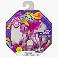 My Little Pony Rainbow Power Glitter Princess Twilight Sparkle Doll - Damaged