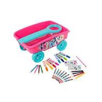 My Little Pony Caddy with Arts & Crafts