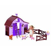 My Mini Baby Born Lovely Farm Large Purple Playset
