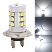 MZ H7 HB3 10W Car LED Front Fog Light / Headlamp White 4014 54-SMD