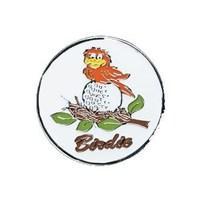 Navika Plain Golf Ball Markers