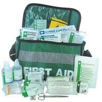 New Jpl Paramedic First Aid Bag Emergency Pack Haversack Standard Sports Kit