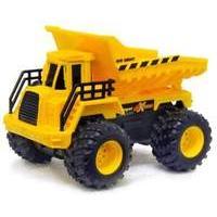 New Bright Wheels 4x4 Fours Construction - DUMP TRUCK