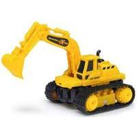 New Bright Wheels 4x4 Fours Construction - EXCAVATOR