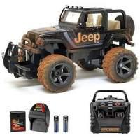 New Bright 1:10 Mudslinger Radio Control Jeep