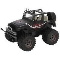 New Bright Bad Street Jeep Wrangler (BLACK)