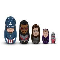 Nesting Dolls - Captain America Civil War - Team Captain America New Toys 1592-2