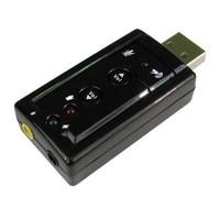 Newlink 7.1 Sound Usb 3D Stereo Audio Adaptor USB-021KA