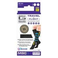 Neo G Travel & Flight Compression Socks - Medium - Black