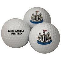 Newcastle United Fc Golf Balls