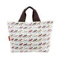 Nicky James Ponies Tote Bag