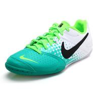 Nike5 Elastico IC Indoor Kids Football Trainers Atomic Teal/White/Electric Green