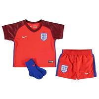 Nike England Baby Away Kit Mini 2016