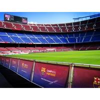 Nou Camp Tour - Barcelona FC Stadium