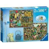 Nostalgic Treasures 2x500pc