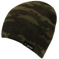 No Fear Camouflage Winter Hat Junior Boys
