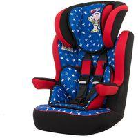 Obaby Disney Group 1-2-3 High Back Booster Car Seat-Buzz Lightyear (New)