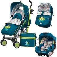 Obaby Disney 3in1 Travel System-Monsters Inc