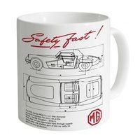 Official MG - MGA Safety Fast Mug