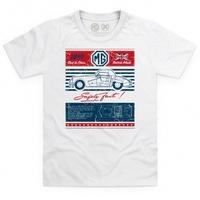 Official MG - MGA 1489 Kid\'s T Shirt