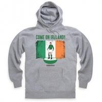 Official Subbuteo - Come On Ireland Hoodie