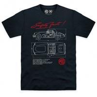 Official MG - MGA Safety Fast T Shirt
