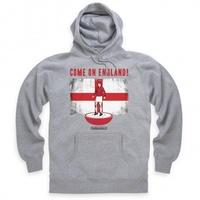 Official Subbuteo - Come On England Hoodie