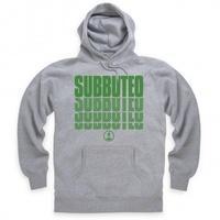 Official Subbuteo Logo Green Hoodie