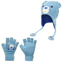 Official Care Bears Hat and Glove Set
