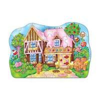 Orchard Toys Gingerbread House Jigsaw