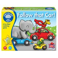 Orchard Toys Follow That Car Board Game