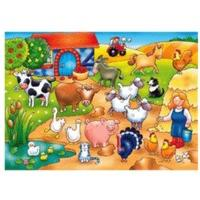 Orchard Toys Who\'s on the farm?
