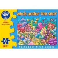 Orchard Toys Who\'s under the sea?